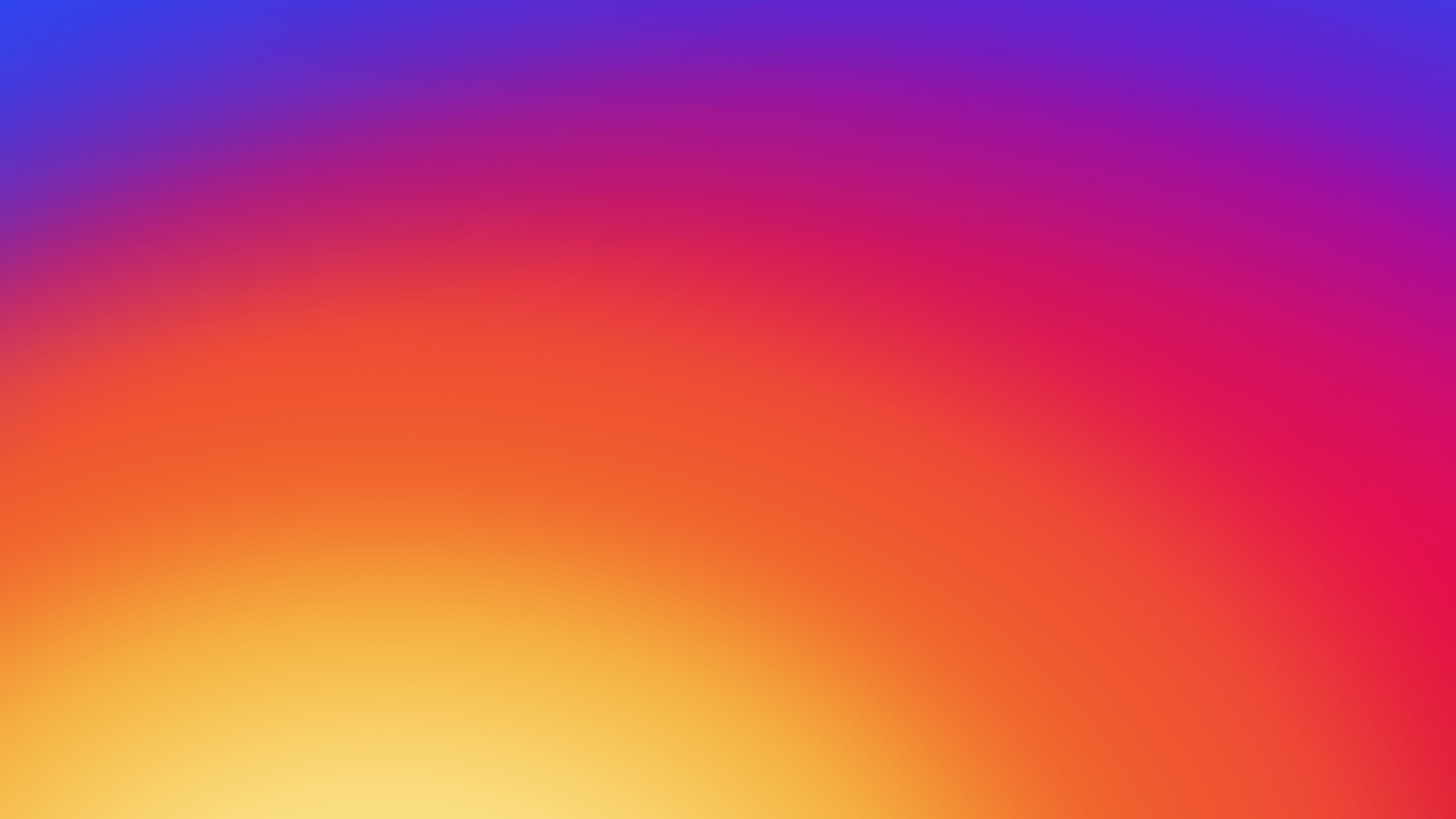 Wallpaper Weekends: Instagram Gradient Wallpaper para Mac, iPhone