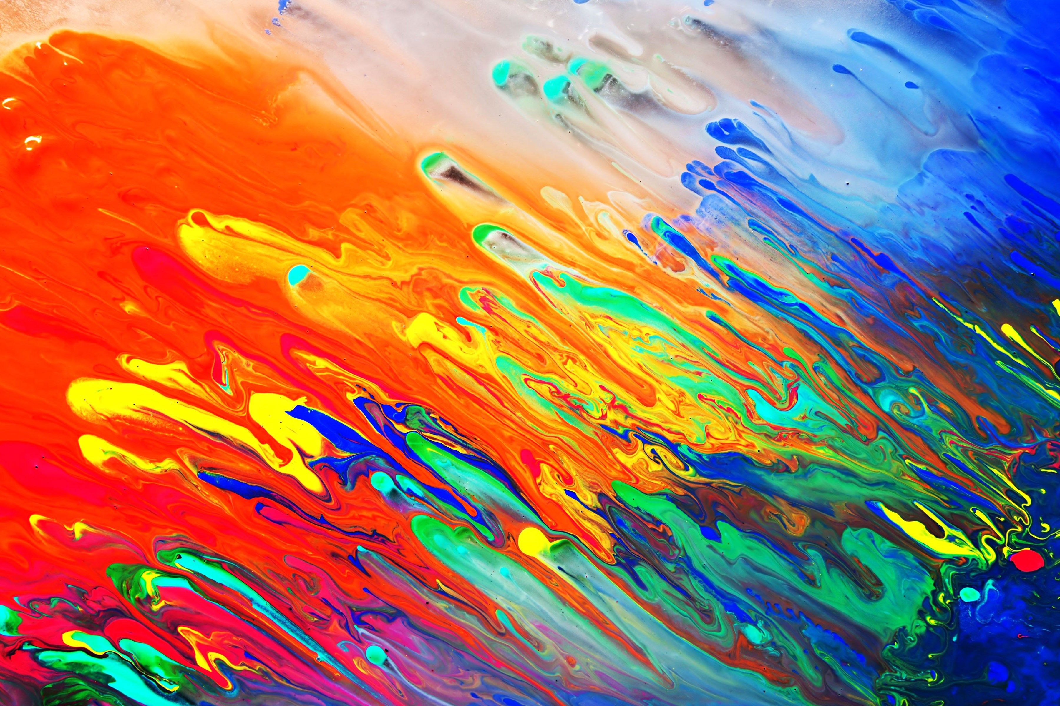 Oil-On-Canvas-Abstract-Art-android-wallpapers-cool-artwork-colorful