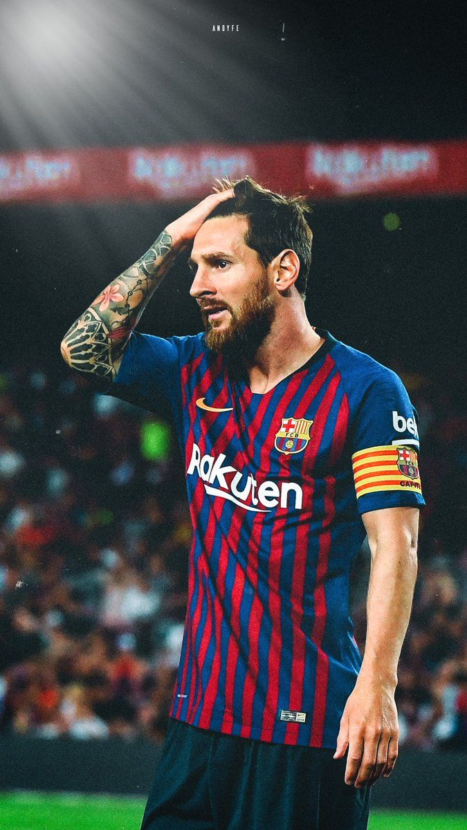 Lionel Messi 2019 Wallpapers