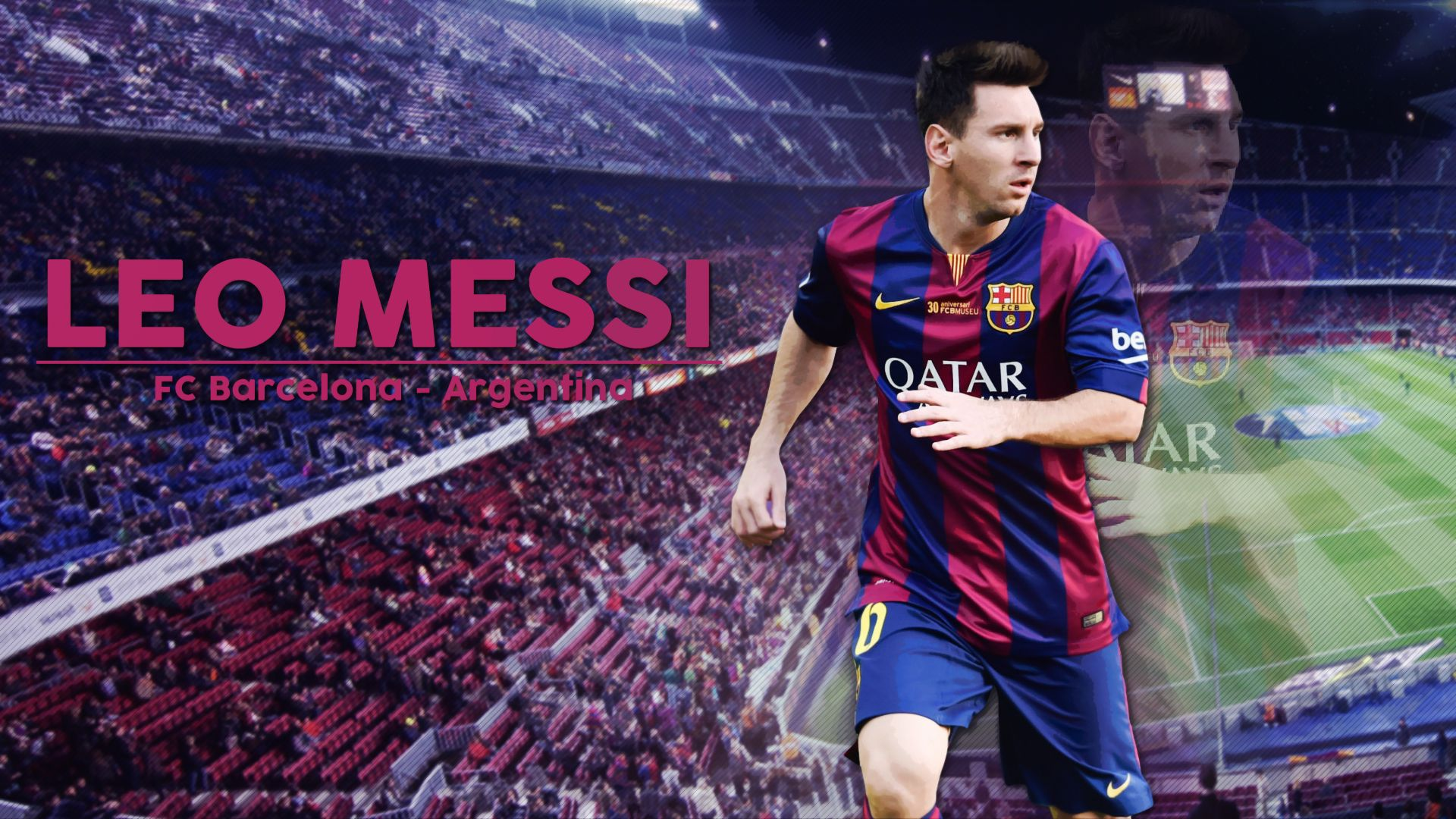 Barcelona Messi Wallpaper Full Hd - Epic Wallpaperz