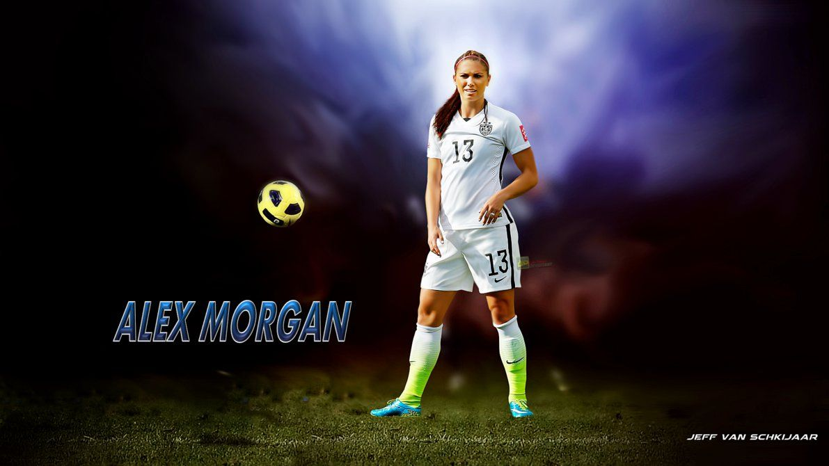 Alex Morgan Wallpapers Hd - Fondo de pantalla de fútbol Alex Morgan (# 421560