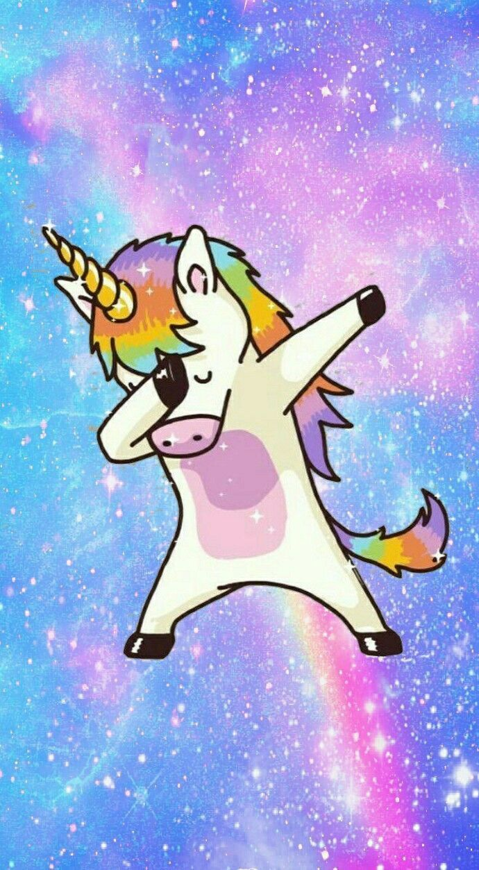 Dabbing Unicorn Wallpapers - Fondos de pantalla Cave | unicornio en 2019