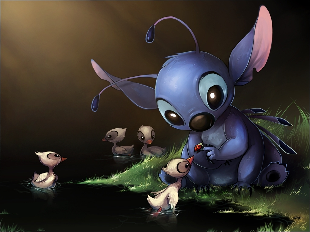 Lilo and Stitch Wallpaper HD para iPhone y Android - iPhone2Lovely