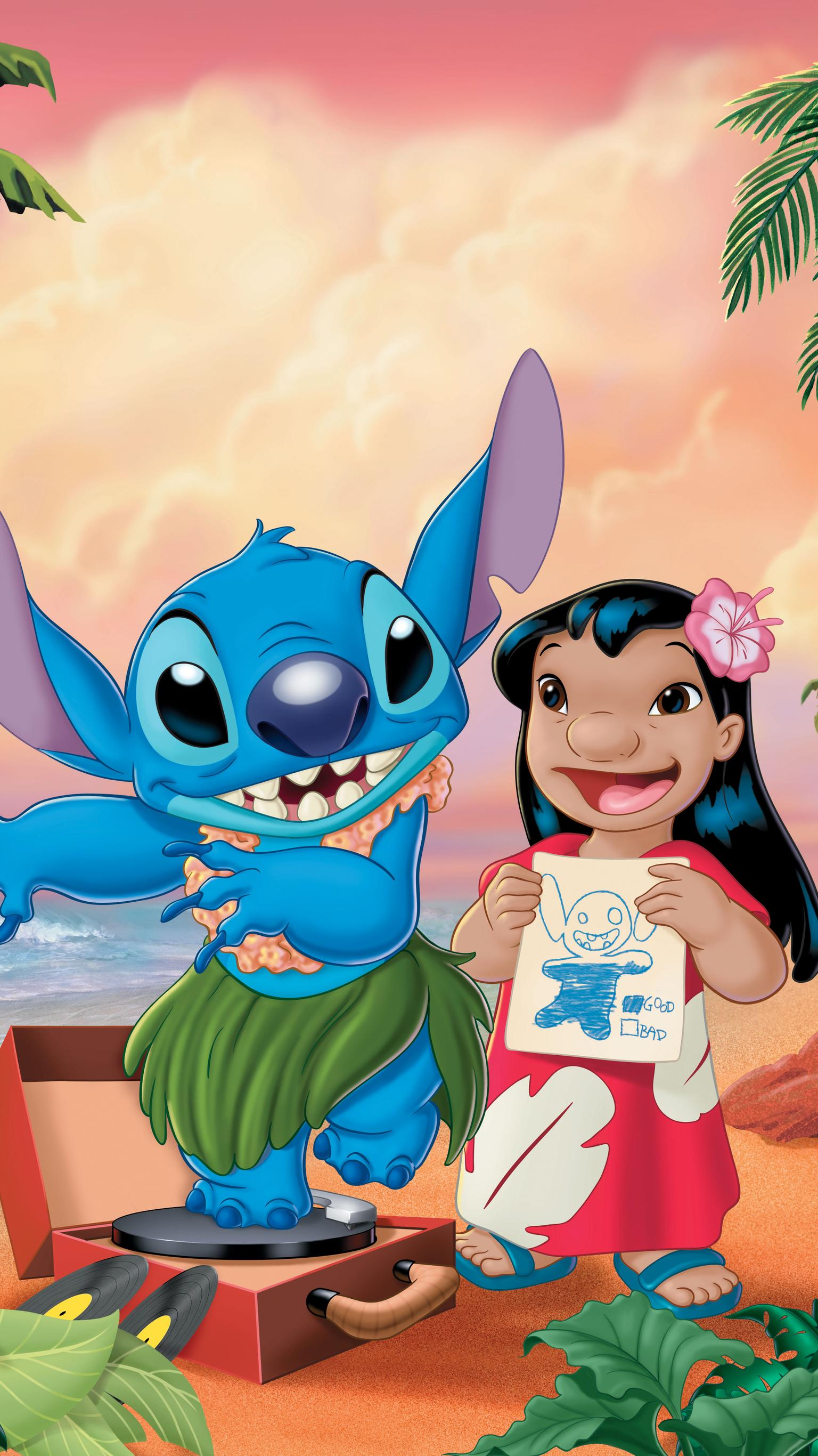 Lilo & Stitch 2: Stitch tiene una falla (2005) Phone Wallpaper | Moviemania