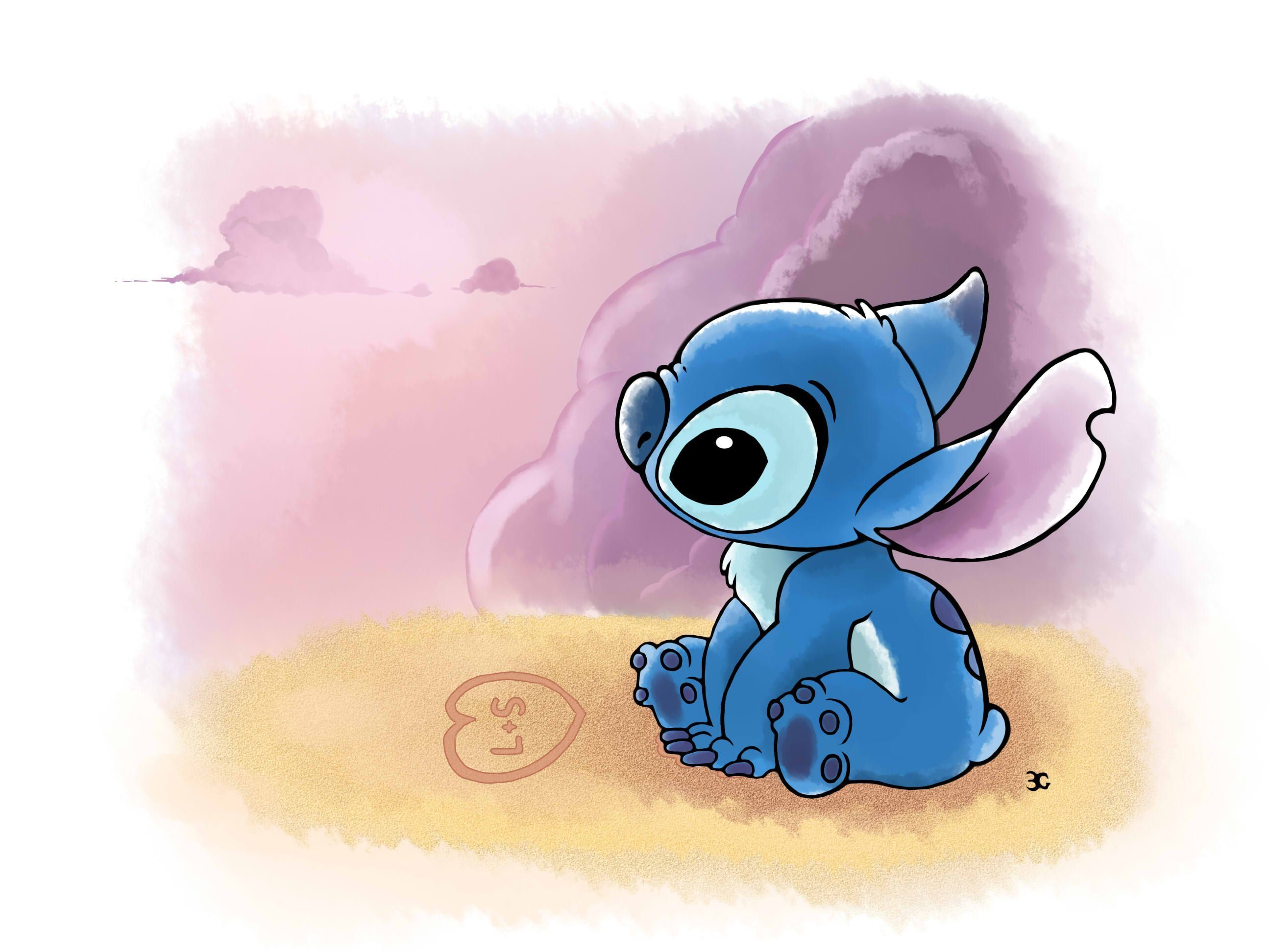 Cute Stitch Wallpapers - Top gratis fondos de Cute Stitch