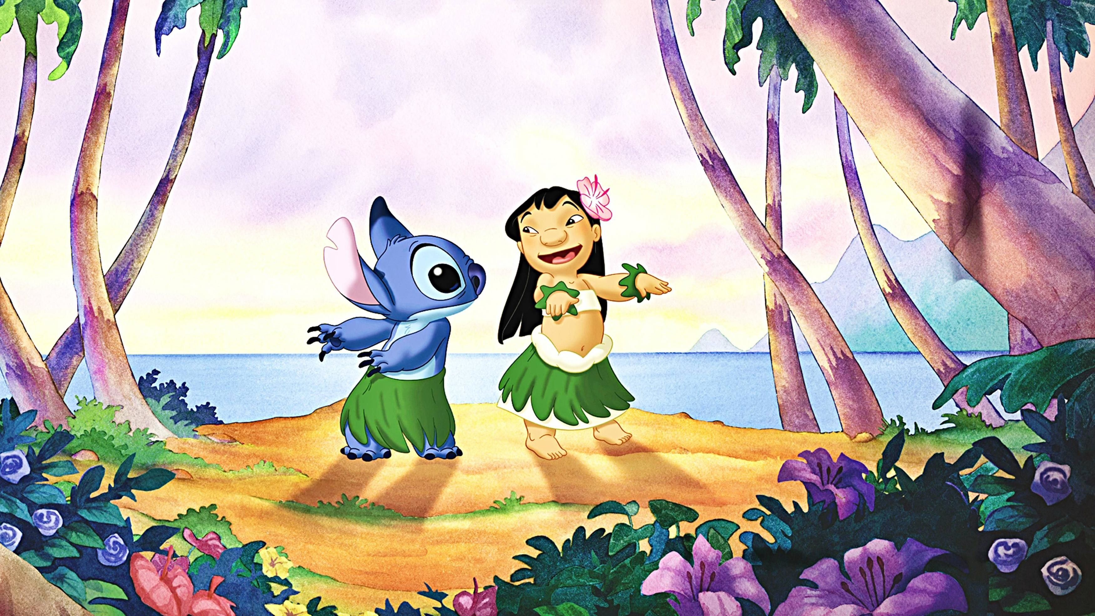 Lilo and Stitch Wallpaper Desktop (62+ imágenes)