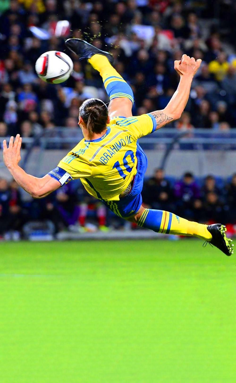 HD Zlatan Ibrahimovic Soccer Wallpapers para Android - APK Descargar