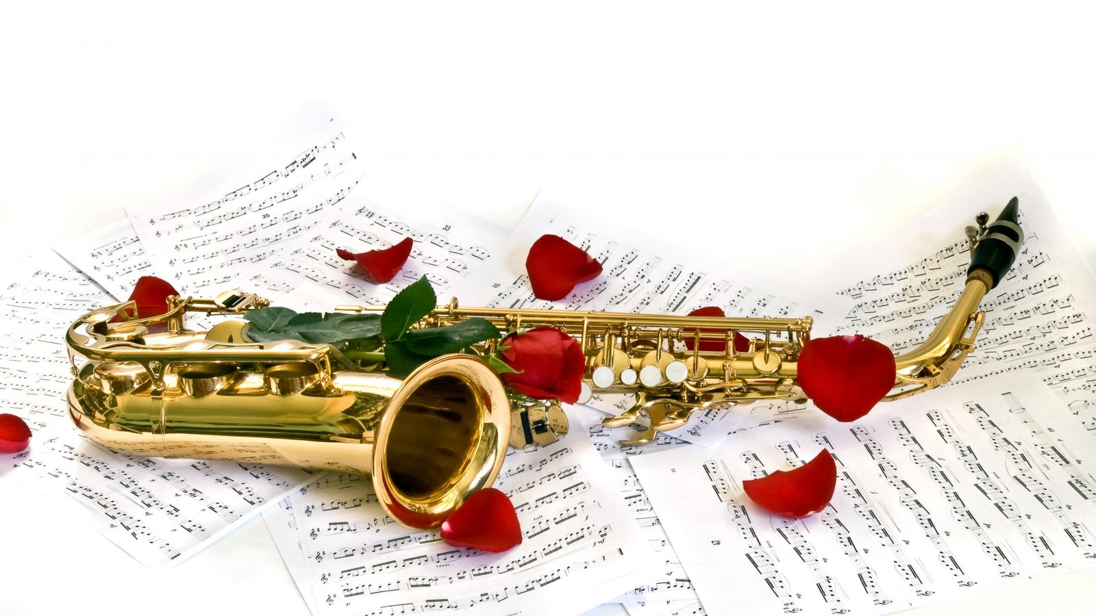 Saxophone - 27 Good PC Background Wallpapers Collection
