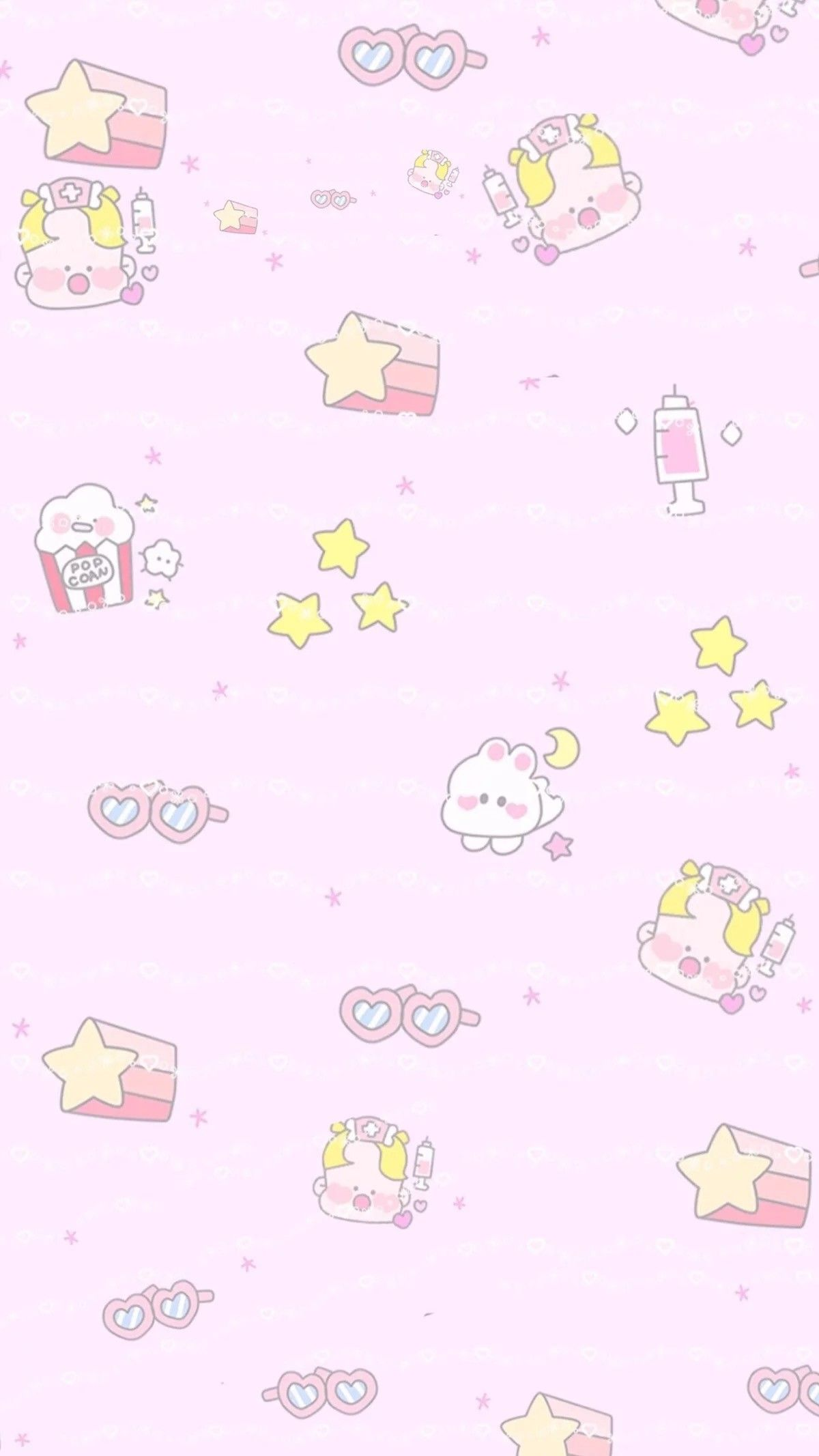1200x2133 Cute Kawaii Wallpaper para iPhone (82+ imágenes)