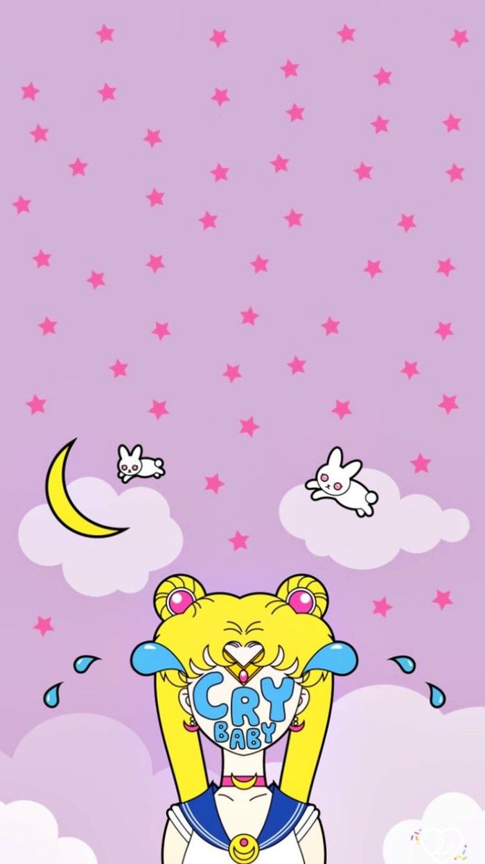700x1245 Kawaii Wallpaper Iphone - Sailor Moon Wallpaper para Iphone (# 74566