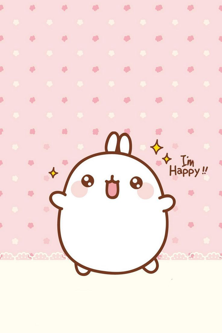 736x1104 Molang Mobile Fondos de pantalla | Cute Kawaii Resources
